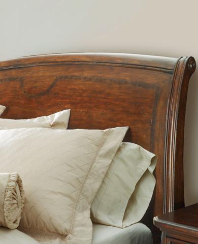 Stanley - Portfolio - Continental King Sleigh Bed - 128-13-53