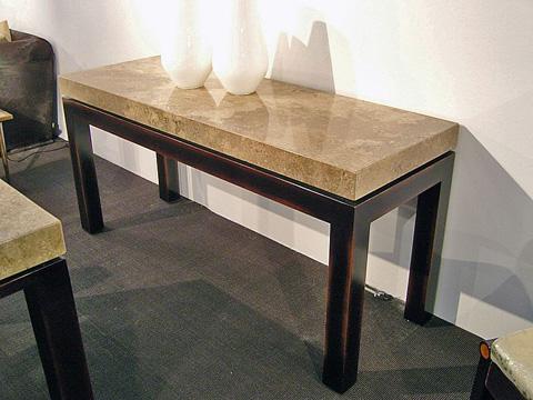 Stone International - Console Table - 0474