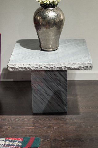 Stone International - Cocktail Table - 5077