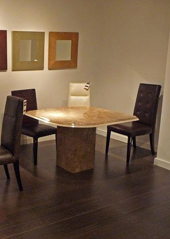 Stone International - Dining Table - 3427