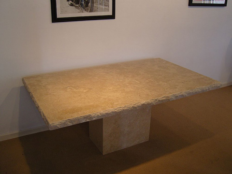 Stone International - Dining Table - 5073