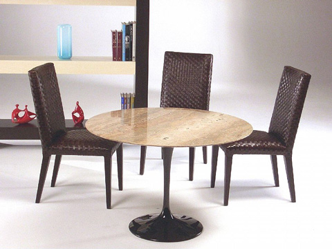 Stone International - Dining Table - 7057/43