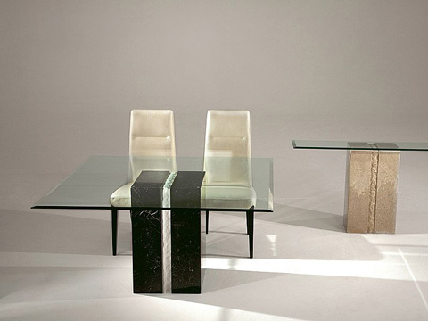 Stone International - Dining Table - 7603