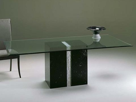 Stone International - Square Dining Table - 7606/SQ