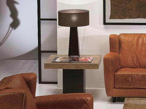 Stone International - Lamp Table - 8045
