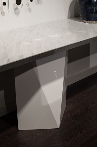Stone International - Freedom Wood Console Table - 4144