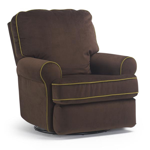 Storytime - Tryp Swivel Glider Recliner - 5NI25