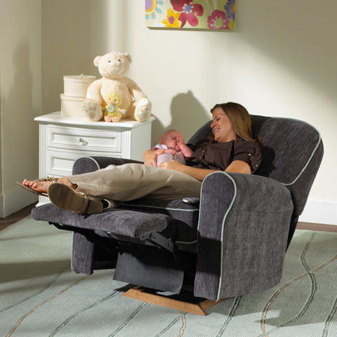 Storytime - Benji Power Rocker Recliner - 5NP37