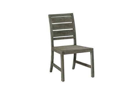 Summer Classics - Charleston Teak Side Chair - 254115