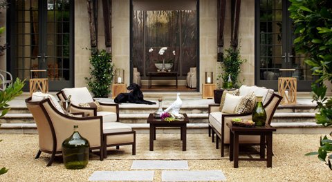 Summer Classics - Barcelona Lounge Chair - 309717
