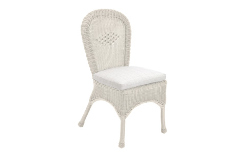 Summer Classics - Classic Wicker Side Chair - 31012