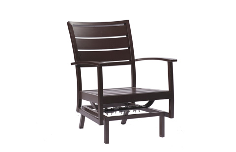 Summer Classics - Charleston Euro Spring Lounge Chair - 3676