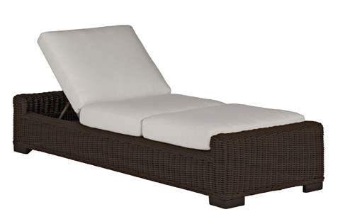 Summer Classics - Rustic Chaise Lounge - 3743