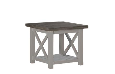 Summer Classics - Cahaba End Table - 3821