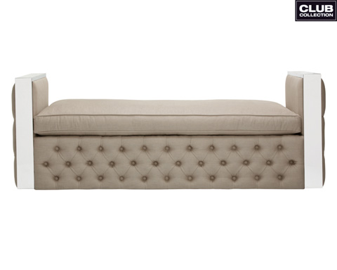Sunpan Modern Home - Privada Bench - 100133