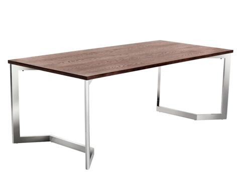 Sunpan Modern Home - Revolver Dining Table - 100629