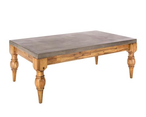 Sunpan Modern Home - Louis Coffee Table - 100781