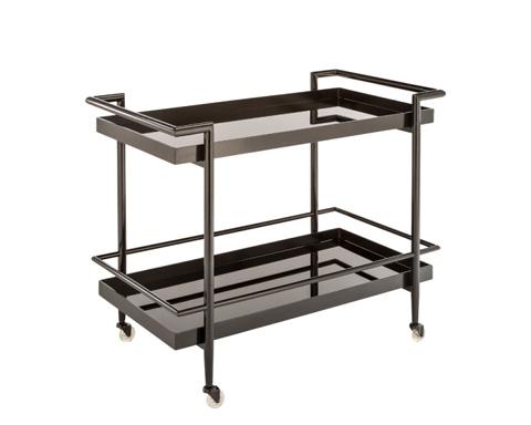 Sunpan Modern Home - Livingston Bar Cart - 100913