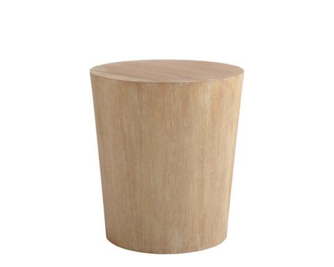Sunpan Modern Home - Montague End Table in Driftwood - 14281