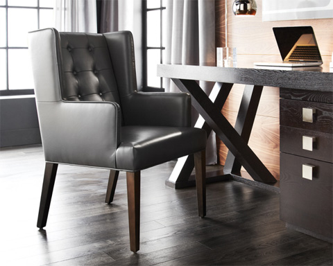 Sunpan Modern Home - Clarkson Arm Chair - 33808