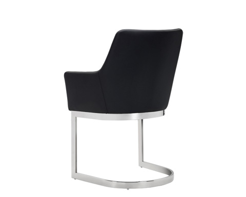 Sunpan Modern Home - Chase Cantilever Dining Chair - 101064