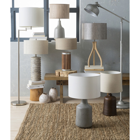 Surya - Allen Table Lamp - ALLP-001