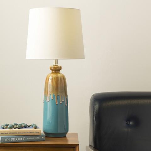 Surya - Lagoon Table Lamp - LGLP-002