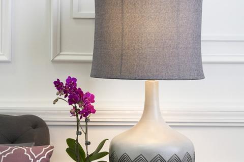 Surya - Alamo Table Lamp - ALM972-TBL
