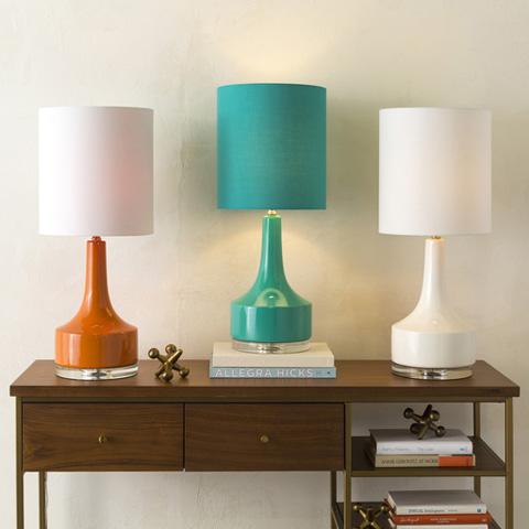 Surya - Farris Table Lamp - FRR357-TBL
