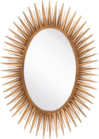 Surya - Wall Mirror - MRR1014-3042