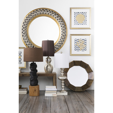 Surya - Wall Mirror - RWM2002-3636