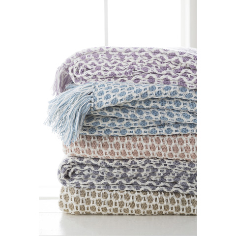 Surya - Trestle Throw - TSL2003-5060