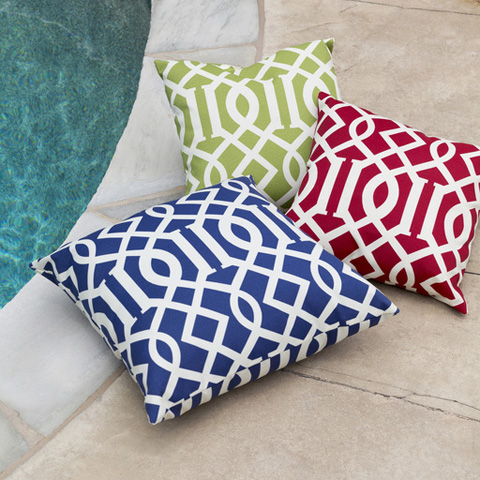 Surya - Storm Throw Pillow - ZZ414-1320