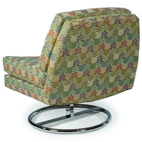 Swaim Kaleidoscope - Lexi Accent Swivel Chair - K5402-FM ALSWC29