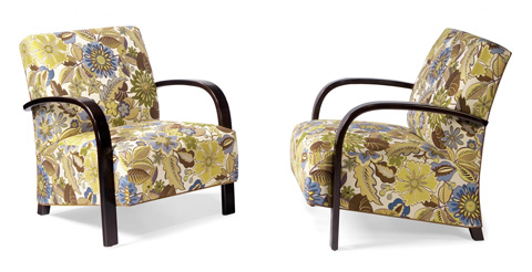 Swaim Kaleidoscope - Rose Accent Chair - KF5207 C29