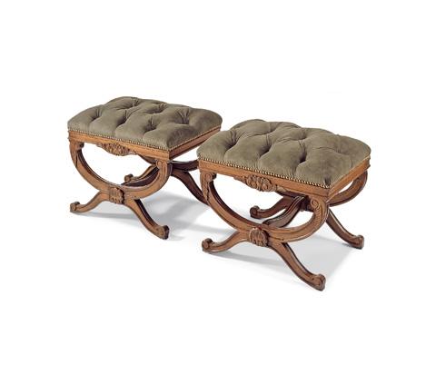 Taylor King Fine Furniture - Banquet Ottoman - 42-00