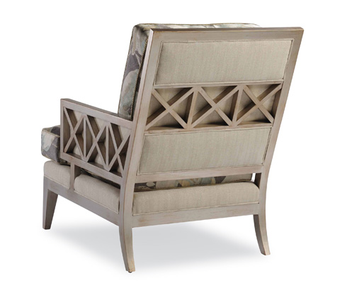 Taylor King Fine Furniture - Mahone Chair - 7413-01