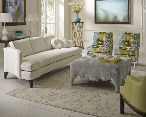 Taylor King Fine Furniture - Rosalind Sofa - 7414-03