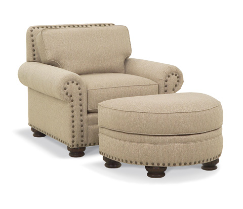 Taylor King Fine Furniture - Lifestyles Ottoman - 9200-00