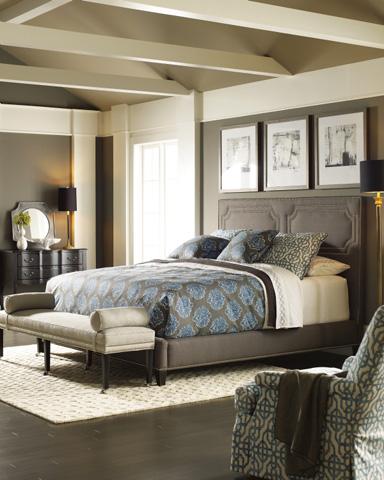 Taylor King Fine Furniture - King Bed - B04-3