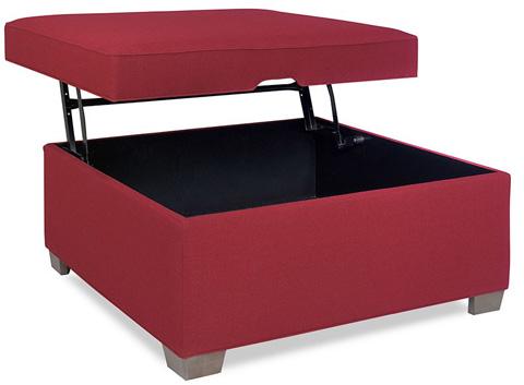 Temple Furniture - Camden Storage Ottoman - 25