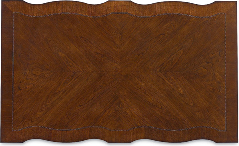 Thomasville Furniture - Cocktail Table with Shelf - 46831-110