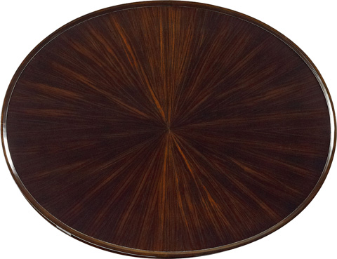 Thomasville Furniture - Oval Cocktail Table - 82231-140