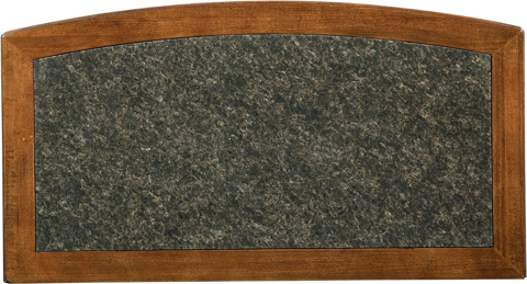 Thomasville Furniture - One Drawer Nightstand with Stone Top - 82811-806