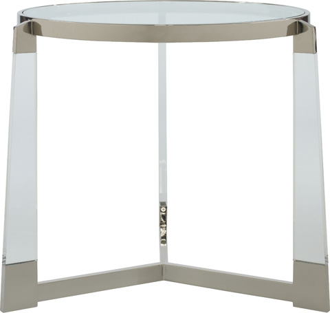 Thomasville Furniture - Harlow Side Table - 83390-015