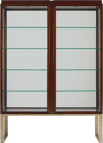 Thomasville Furniture - Nevelson Display Cabinet - 83390-029