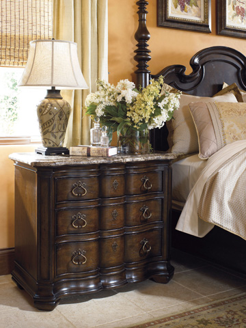 Thomasville Furniture - Lucca Nightstand - 43612-816