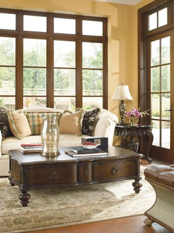 Thomasville Furniture - Brunello Cocktail Table - 43632-155