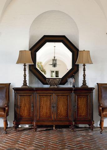 Thomasville Furniture - Steppe Octagonal Mirror - 46219-245