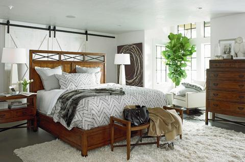 Thomasville Furniture - Panel Headboard - 82811-435